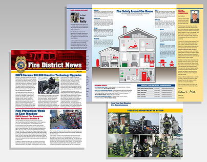 East Meadow Fire District Newsletter