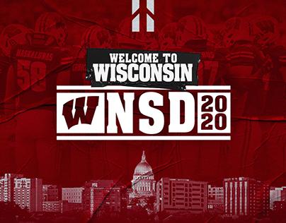 Wisconsin Badgers - NSD 2020