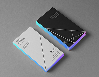 Photorealistic Business Cards Mockup Vol 1.0