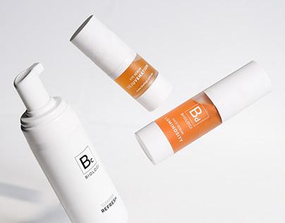 Biologi Skincare Concept Photography