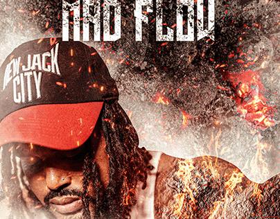 ALBUM COVER ART   MAD FLOW