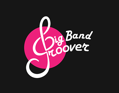 Groover Big Band Logo