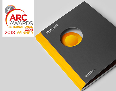 EnerjiSA Annual Report | ARC Awards 2018 Winner