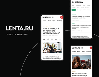 Lenta.ru   News website