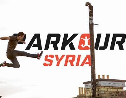 Parkour syria logo