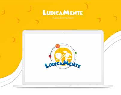 Ludicamente - Logo for kids