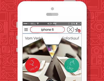App Story. Marketing Screenshots