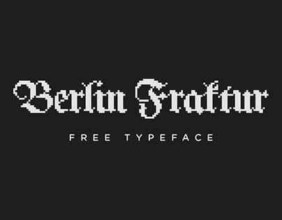 Berlin Fraktur – Free Typeface