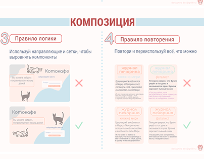 Short guide design