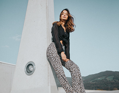 On the Rooftop with Leandra