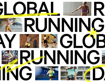 lululemon Global Running Day 2021