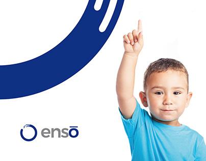 Brandidentity per Enso - di Elisa Morano