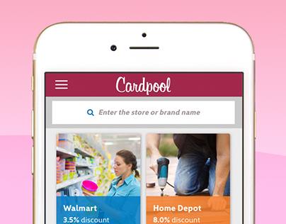 Cardpool Mobile App