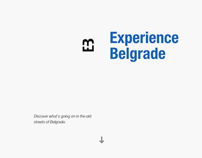 Experience Belgrade