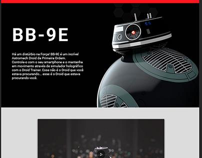 Gameteczone - Newsletter BB-9E