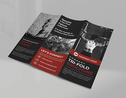 Tri Fold Multipurpose Brochure TEMPLATE