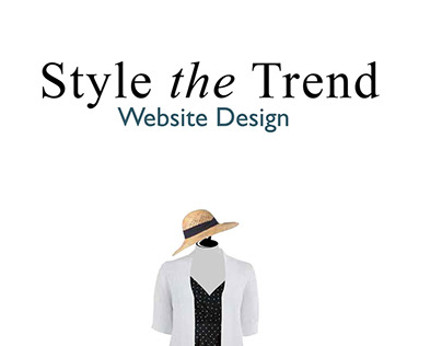 Style the Trend Website Op2