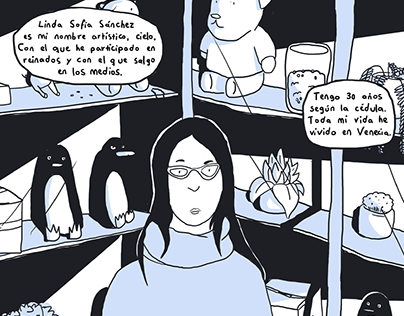 Linda Sofía: ¿Qué es ser intersexual en Colombia?