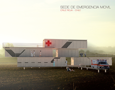 Sede de Emergencia - Cruz Roja Chilena