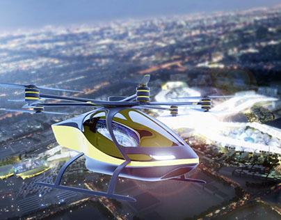 Multicopter design