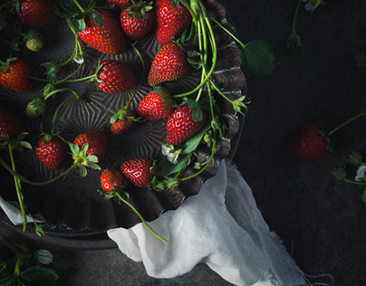 FOOD: Strawberries
