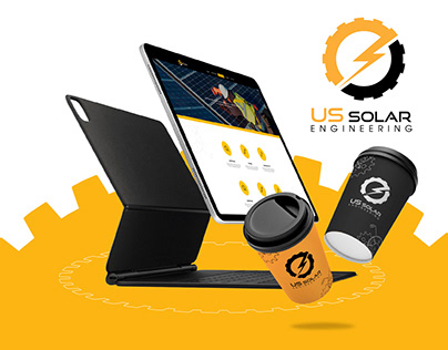 US solar engineering branding