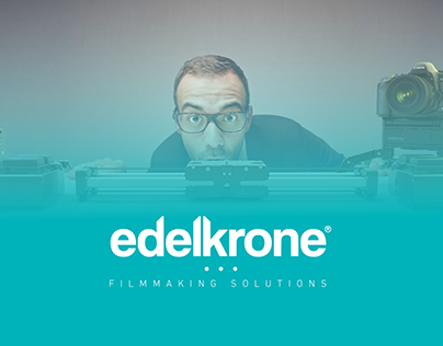 Edelkrone | Website Concept Redesign