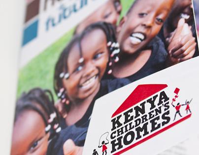 Pro Bono Brochure for Children's Home in Kenya