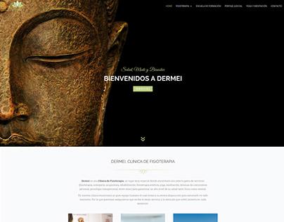 Nueva web Clínica Dermei