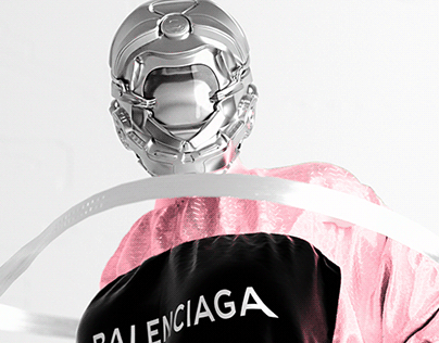 Balenciaga 2120 : Androïd Collection