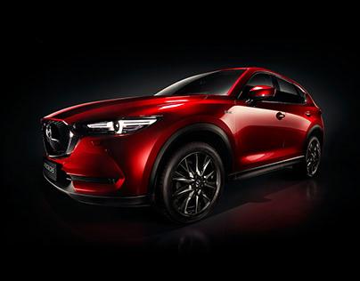 Mazda CX Black Edition