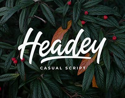 Headey Script