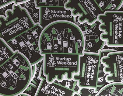 Startup Weekend ⏤ Brasília