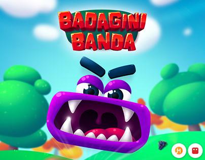 Badagini Banda - Game art (2020)