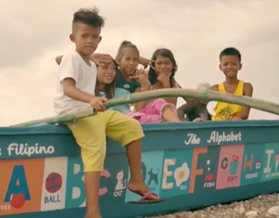 The Learning Boats of Leyte