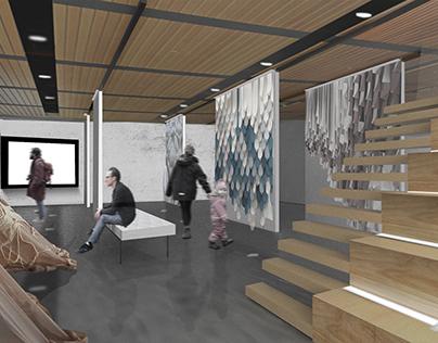 Vertical Studio - Textile Museum