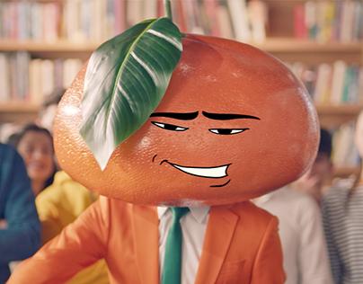 Yedigün Tangerine // Mr. Tangerine // Digital Project