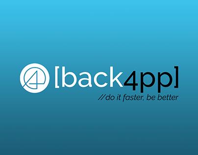 Back4App   Branding + UX + UI Design