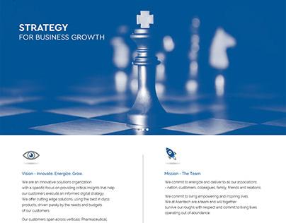 UX / UI - IT & Digital Marketing Portal
