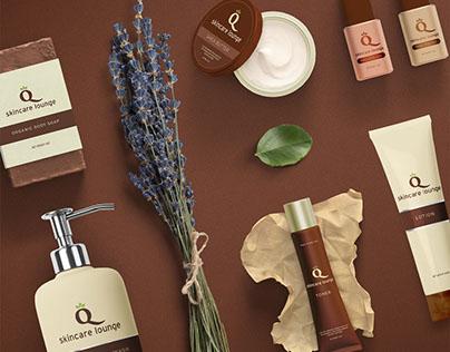 Brand Identity & Website – Q Skincare Lounge