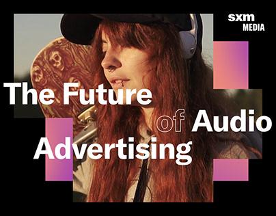 SXM Media - Website