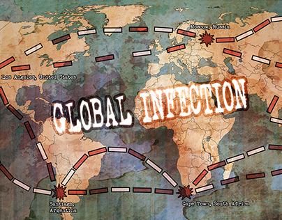 Global Infection (A Board Game)