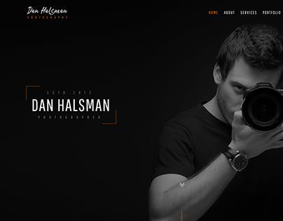 DAN HALSMAN - Creative Photography Portfolio
