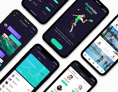 DuoMojo Tennis App