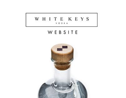 White Keys website