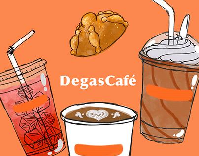 Degas Café