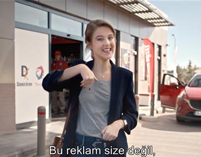 TOTAL 'İKİ ELİN ENERJİSİ GÜZEL'