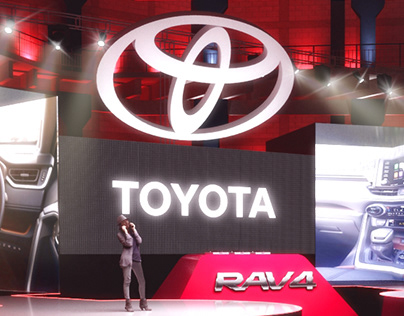 Toyota - Launching Rav4 2019 Event