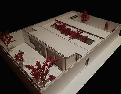 Proyecto Habitar - Ejercicio 1: Casa en la horizontal