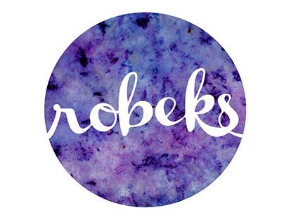 Robeks Restaurant Rebrand
